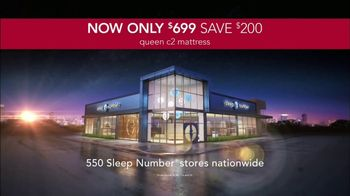 Sleep Number Fall Sale TV Spot, 'Queen c2 Mattress and Free Delivery' - Thumbnail 7