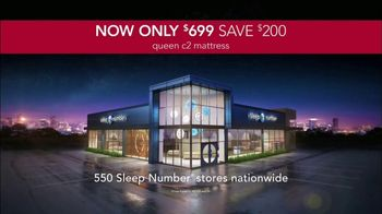 Sleep Number Fall Sale TV Spot, 'Queen c2 Mattress and Free Delivery' - Thumbnail 8