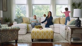 La-Z-Boy Columbus Day Sale TV Spot, 'Change of Plans' Feat. Brooke Shields - 10 commercial airings