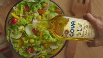 Goya Extra Virgin Olive Oil TV Spot, 'For Real-Life Chefs' - Thumbnail 1