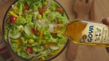 Goya Extra Virgin Olive Oil TV Spot, 'For Real-Life Chefs' - Thumbnail 2