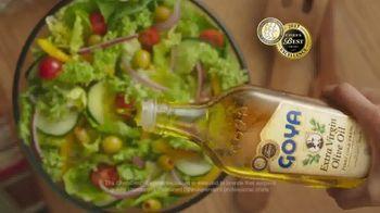 Goya Extra Virgin Olive Oil TV Spot, 'For Real-Life Chefs' - Thumbnail 3