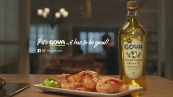 Goya Extra Virgin Olive Oil TV Spot, 'For Real-Life Chefs'