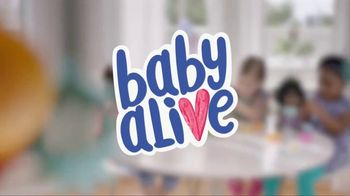 Baby Alive Super Snacks Snackin' Noodles Baby TV Spot, 'Lots of Noodles' - Thumbnail 1