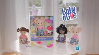 Baby Alive Super Snacks Snackin' Noodles Baby TV Spot, 'Lots of Noodles' - Thumbnail 9
