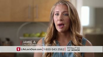 LifeLock TV Spot, ' Faces V3.1' - Thumbnail 3