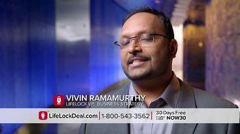 LifeLock TV Spot, ' Faces V3.1' - Thumbnail 4