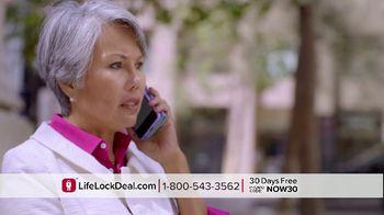 LifeLock TV Spot, ' Faces V3.1' - Thumbnail 6