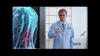 Salonpas Lidocaine Plus TV Spot, 'Wired'