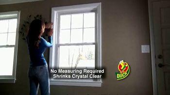 Duck Brand Roll-On Window Kits TV Spot, 'Keep Warm and Comfortable' - Thumbnail 6