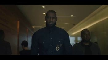 Intel TV Spot, 'Fearless' Featuring LeBron James - Thumbnail 1