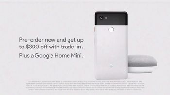 Google Pixel 2 TV Spot, 'Question Mark: Trade-In' Song by Too Many Zooz - Thumbnail 7