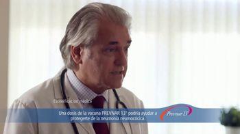 Prevnar 13 TV Spot, 'Alto riesgo' [Spanish] - Thumbnail 5