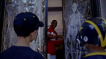 Nissan TV Spot, 'Heisman House: Trick or Treat' Featuring Eddie George [T1] - Thumbnail 1