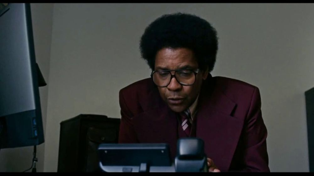 Roman J. Israel, Esq. TV Movie Trailer