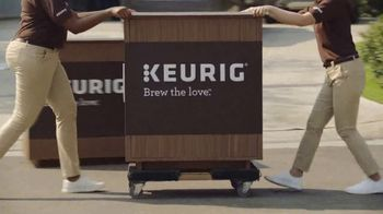 Keurig K-Select TV Spot, 'Brew the Love: Keurig Converts' Ft. James Corden - Thumbnail 2