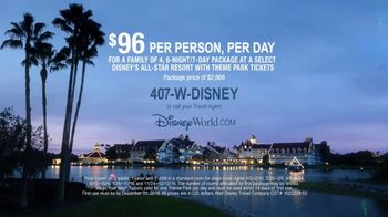 Walt Disney World Resort TV Spot, 'Magic All Around: Family Package' - Thumbnail 9