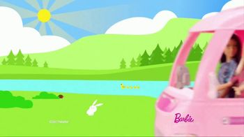 Barbie Dream Camper TV Spot, 'So Many Surprises' - Thumbnail 1