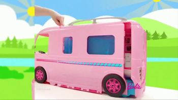 Barbie Dream Camper TV Spot, 'So Many Surprises' - Thumbnail 2