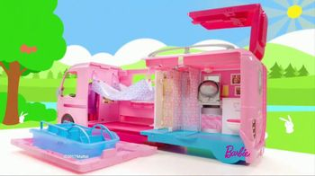 Barbie Dream Camper TV Spot, 'So Many Surprises' - Thumbnail 3