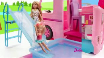 Barbie Dream Camper TV Spot, 'So Many Surprises' - Thumbnail 4