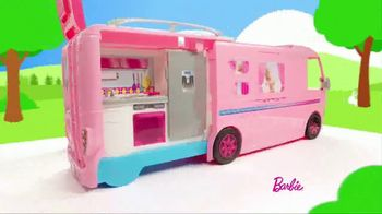 Barbie Dream Camper TV Spot, 'So Many Surprises' - Thumbnail 5
