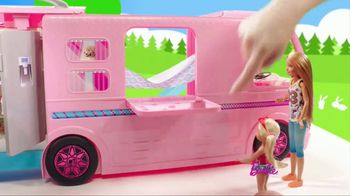Barbie Dream Camper TV Spot, 'So Many Surprises' - Thumbnail 6