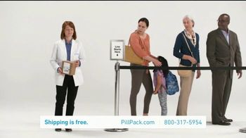 PillPack TV Spot, 'A New Kind of Pharmacy' - 5208 commercial airings