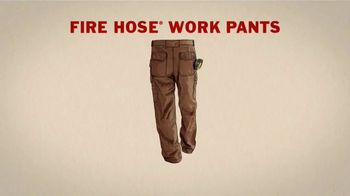Duluth Fire Hose Work Pants TV Spot, 'A Giant Angry Beaver's Brood' - Thumbnail 6
