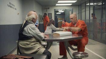 Giovanni Rana Chicken Mozzarella Tortelloni TV Spot, 'Prison'