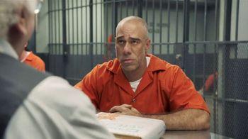 Giovanni Rana Chicken Mozzarella Tortelloni TV Spot, 'Prison' - Thumbnail 4
