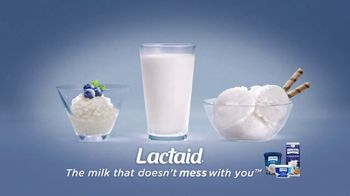 Lactaid Reduced Fat 2% Milk TV Spot, 'Balloons' - Thumbnail 9