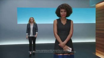 AT&T Unlimited TV Spot, 'iPhone 8: Spokespeople: More' - Thumbnail 3