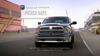 Ram Trucks Power Days TV Spot, 'Get Your 2017 Ram 1500' [T2] - Thumbnail 3