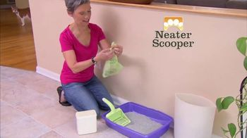 Neater Scooper TV Spot, 'Scoop, Sift and Lift' - Thumbnail 6
