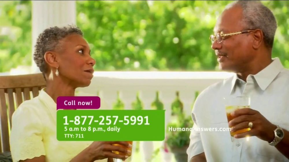 Humana Medicare Advantage Plan TV Commercial, 'Living Better With Medicare'