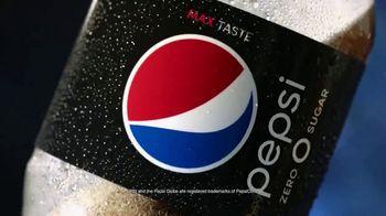 Pepsi Zero Sugar TV Spot, 'Delicious and Refreshing: Pour'