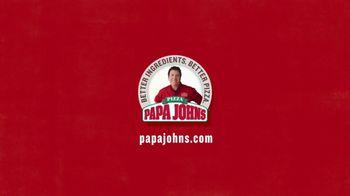 Papa John's TV Spot, 'Buy One Get One' - Thumbnail 7