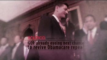 Democratic Congressional Campaign Committee TV Spot, 'Never Stop' - Thumbnail 4