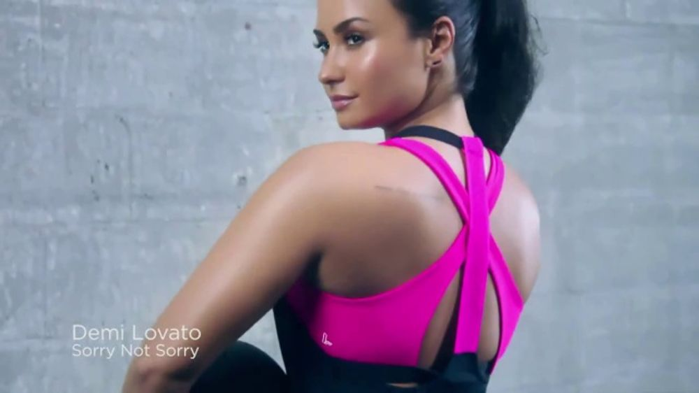 Fabletics.com Demi Lovato Collection TV Commercial, 'All About the Details'