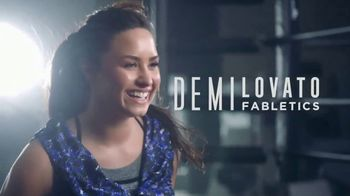 Fabletics.com Demi Lovato Collection TV Spot, 'All About the Details' - Thumbnail 3