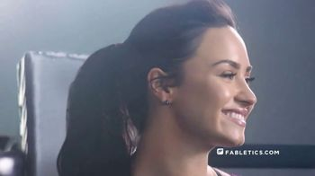 Fabletics.com Demi Lovato Collection TV Spot, 'All About the Details' - Thumbnail 7