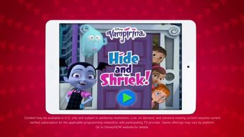 DisneyNOW TV Spot, 'Open Up Awesome: Vampirina' - Thumbnail 10