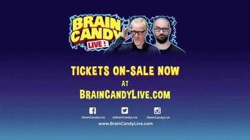 Brain Candy Live TV Spot, 'A Little Weird' Ft. Adam Savage, Michael Stevens - Thumbnail 8