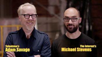 Brain Candy Live TV Spot, 'A Little Weird' Ft. Adam Savage, Michael Stevens - 82 commercial airings