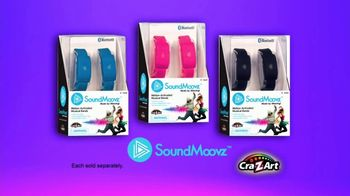 SoundMoovz TV Spot, 'Bluetooth Bands for Your Hands or Feet' - Thumbnail 10