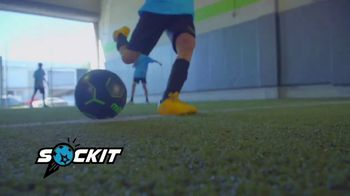 SOCKIT TV Spot, 'Gamify Your Soccer Kick' Featuring Kevin Harrington - 8 commercial airings