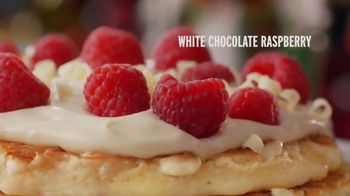 Denny's Holiday Pancake Flavors TV Spot, 'New Holiday Pancake Flavors!' - Thumbnail 3