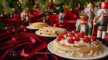 Denny's Holiday Pancake Flavors TV Spot, 'New Holiday Pancake Flavors!' - Thumbnail 4
