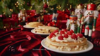 Denny's Holiday Pancake Flavors TV Spot, 'New Holiday Pancake Flavors!' - Thumbnail 5